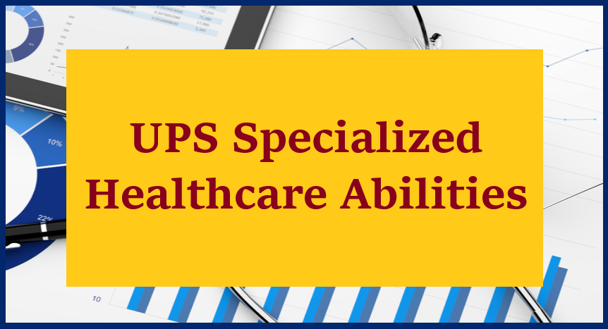 Specialized Healthcare Abilities