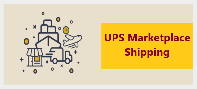 UPS Marketplace Shipping