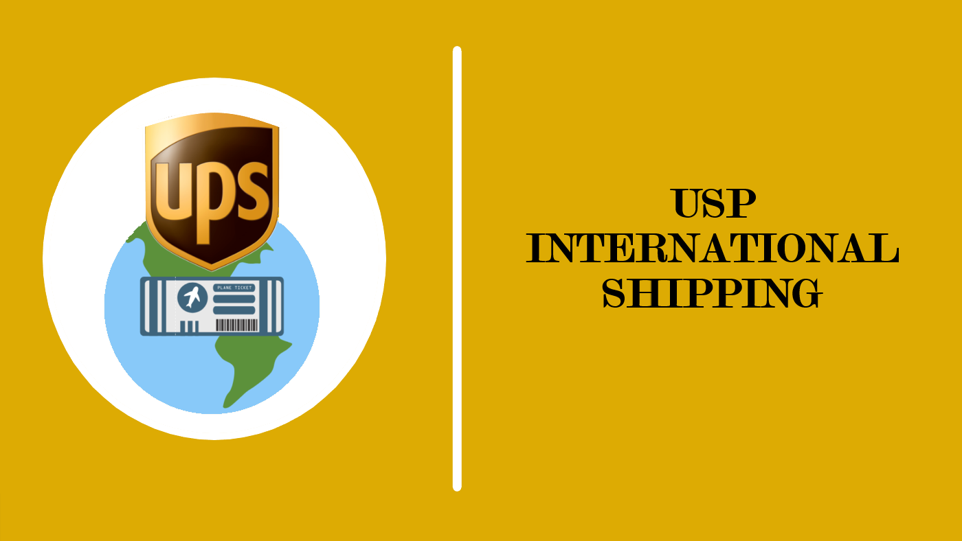 USP International Shipping